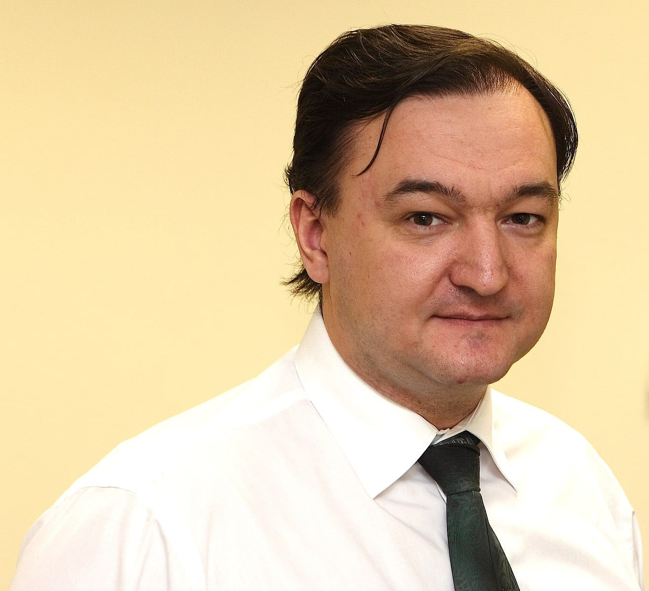 The death of Sergey Magnitsky