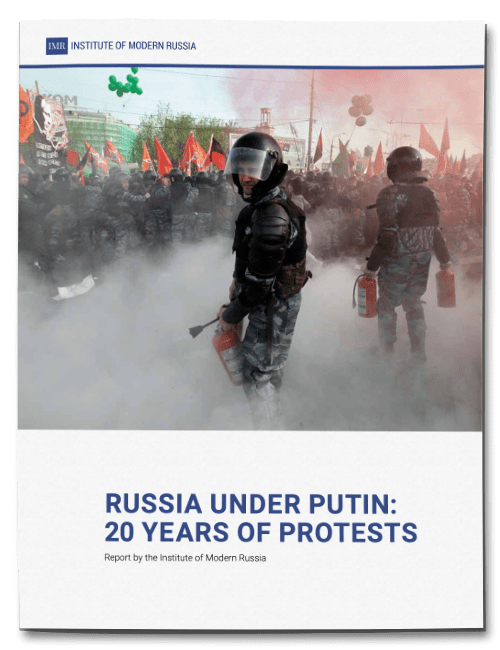 Russia Under Putin: 20 Years of Protests