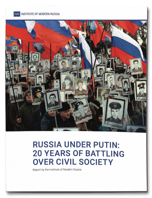 Russia under Putin: 20 Years of Battling over Civil Society